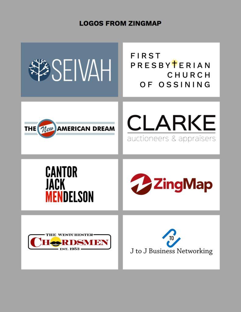 Logos designed by ZingMap