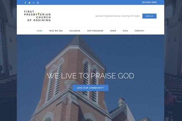 First Presbyterian Church of Ossining